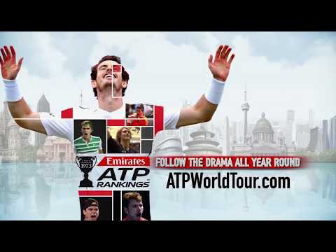 Measure Greatness In 2017 Emirates ATP Rankings