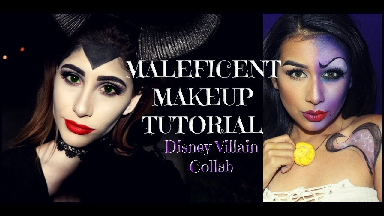 Maleficent makeup tutorial disney villain collab w monika zamudio maleficent makeup tutorial disney villain collab w monika zamudio baditri Gallery