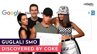Novo muzičko takmičenje Discovered by Coke!| GUGLALI SMO|  S02E02