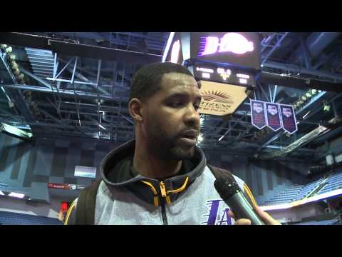 D-FENDERS PROSPECT: Shawne Williams Post-Game Interview 1/27/14
