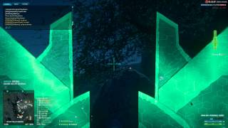 PlanetSide 2 squad gameplay on ultra setting