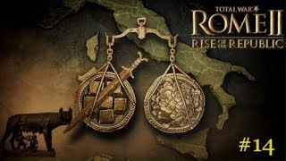 Rise of the Republic - Rome Total War II (Sehr schwer): Rom #14