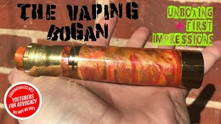 Honor Mech Mod | SMOKJOY | Unboxing & First Impressions | The Vaping Bogan