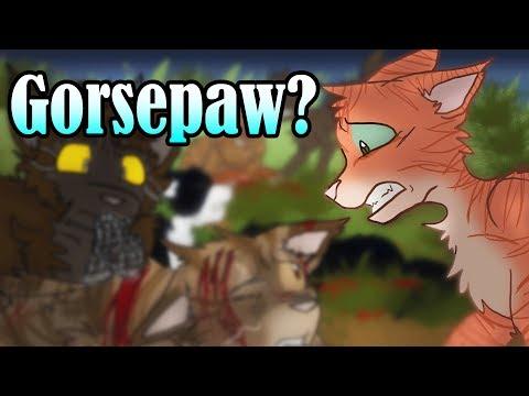 Windclan's Ginger Bean - Onestar: Day 3 - Warrior Cats Speedpaint/Theory