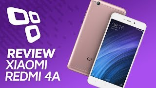 Xiaomi Redmi 4A - Review/Análise - TecMundo