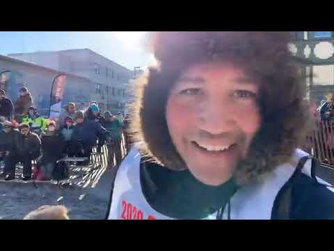 Live: Day #1 Official 2019 Anchorage Fur Rondy Sled Dog