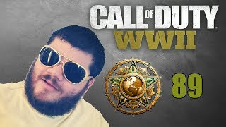 CALL OF DUTY WORLD WAR II | MASTER PRESTIGE NIVEL 89 TOP 16