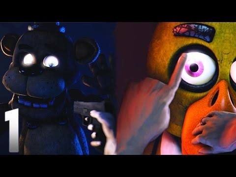 [FNAF SFM] FNaF 1 | Counter Jumpscares