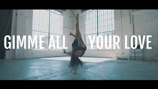ALABAMA SHAKES Gimme All Your Love Ashley Gonzales Choreography