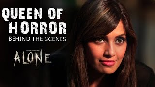 The Queen of Horror |  | Alone - Behind The Scenes