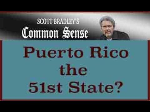 Puerto Rico  the 51st State?