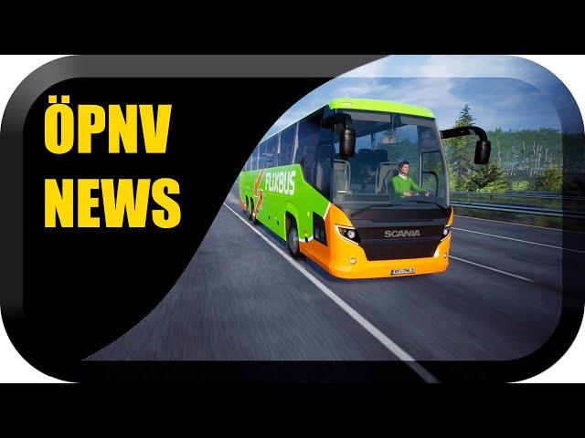 ÖPNV Simulator News #37 Leitstellen Simulator Release & Preis, Train Simulator & Omsi 2 Addons uvm