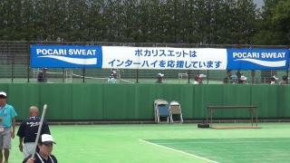 【ソフトテニス】7/28 会津総合運動公園テニスコート 14コート thumbnail