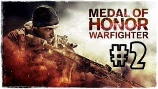 Medal of Honor Warfighter PC - Missão # 2 - Treinamento
