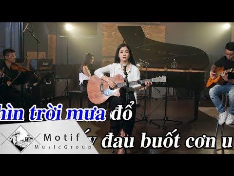 LK Chuyện Ba Mùa Mưa & Mưa Nửa Đêm - Phương Anh & Hoàng Thục Linh (Karaoke)