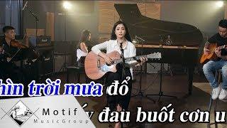 Karaoke LK Chuyện Ba Mùa Mưa & Mưa Nửa Đêm - Phương Anh & Hoàng Thục Linh