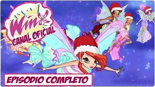 """Winx Club 5x10 Temporada 5 Episodio 10 """"Una Navidad en Magix"""" Español Latino"""