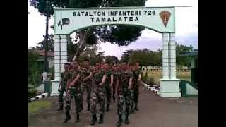 Video Batalyon Infanteri 726 Tamalatea download MP3, 3GP, MP4, WEBM, AVI, FLV Juli 2018
