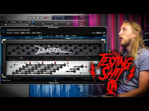 DIEZEL VH4 PLUGIN - BALLS OUT