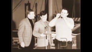 Harmonica Trio, The Three Monarchs - 1965 Sketch
