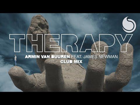 Armin van Buuren Ft. James Newman  Therapy  Club Mix