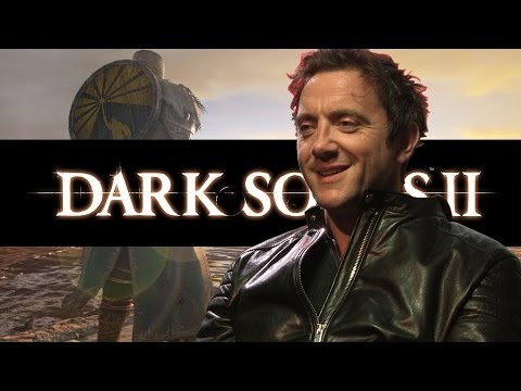 Let's Play Dark Souls 2 with Peter Serafinowicz