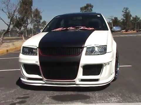 white tuning volkswagen jetta mk4 radical youtube. Black Bedroom Furniture Sets. Home Design Ideas