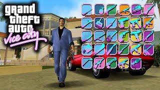 Grand Theft Auto: Vice City - (PC) - All Weapons Demonstration - [Демонстрация всего оружия]