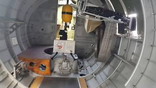 """Walkthrough Tour Inside of B-17 Flying Fortress """"Piccadilly Lilly II"""" - Planes of Fame Museum"""