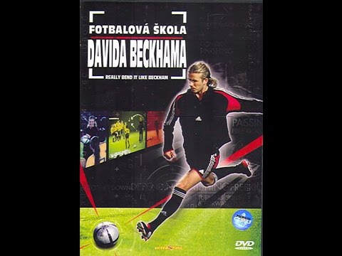David Beckham - Football school - CZ