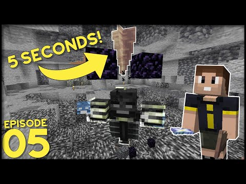 Hermitcraft 8 | Ep 05: FASTEST WAY TO KILL THE WITHER!