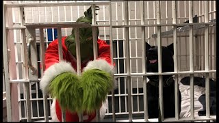 """Plaquemines Parish Sheriff's Office presents their rendition of:  """"The Grinch Movie"""""""
