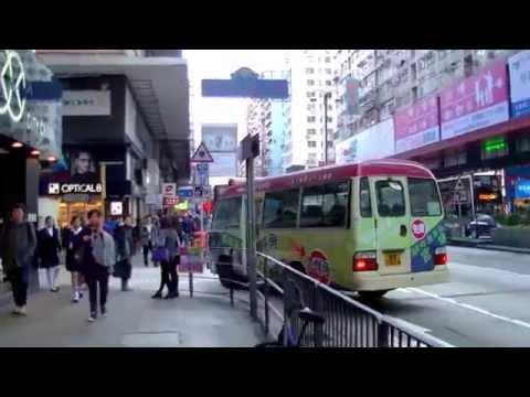 2017 香港自由行- 旺角港鐵站「Ladies' Market 女人街」步行到佐敦港鐵站「廟街夜市Temple Street Night Market」
