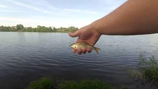 Ультралайт. Мормышинг, Микроджиг, Наноджиг. Ловля окуня и белой рыбы на спиннинг.