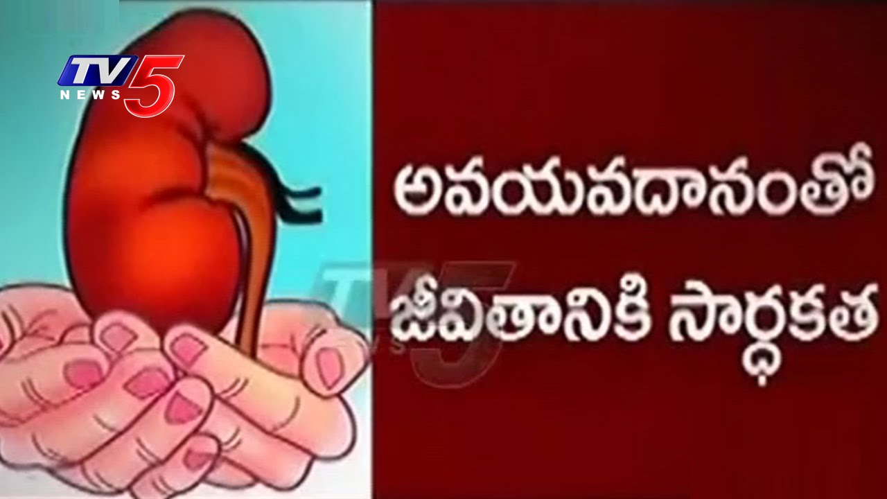 special focus on organs donation life after death jeevandan special focus on organs donation life after death jeevandan tv5 news