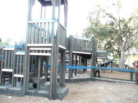 Playground In Delray Beach Veteran S Park On Atlantic Avenue