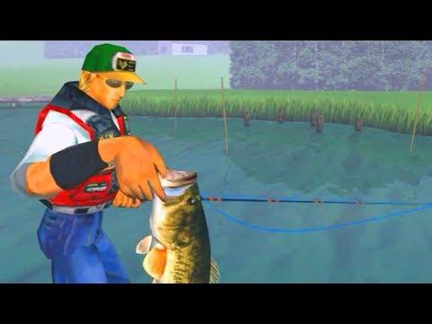 Sega Bass Fishing (PC) Playthrough - NintendoComplete