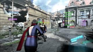 Resident Evil 6 - Team Match #4 - Carla