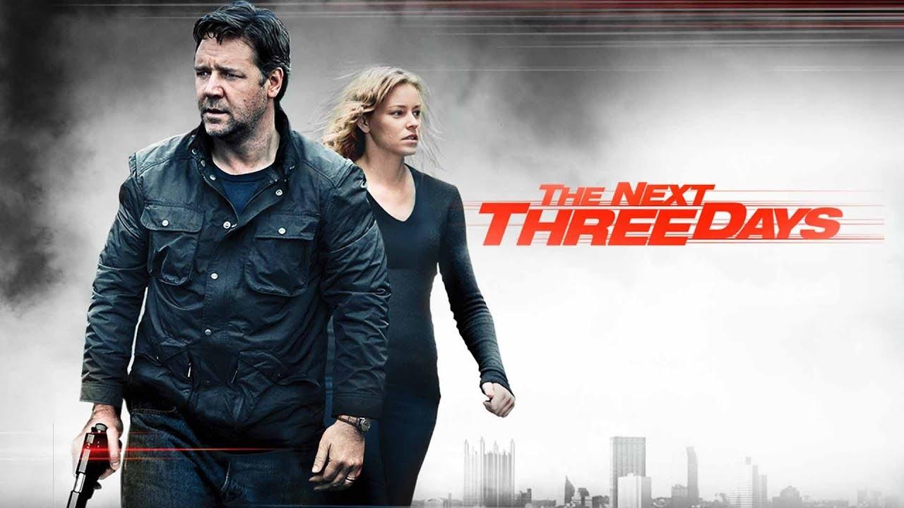 Kaçış Planı (The Next Three Days) | Türkçe Dublaj Full Film Tek Parça İzle