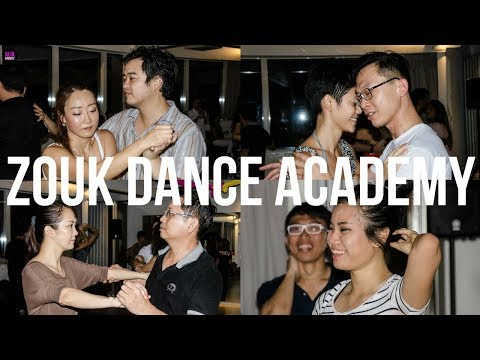 Brazilian Zouk Dance In Singapore
