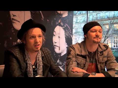 INTERVIEW WITH TOBIAS SAMMET & JENS LUDWIG FROM EDGUY BY ROCKLIVE PROD