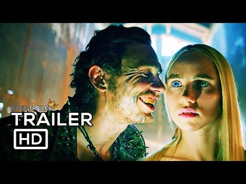 FUTURE WORLD  Trailer 2018 James Franco, Milla Jovovich SciFi Movie HD