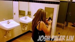 Tuvalette Sex Şakası