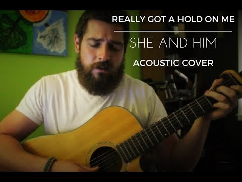 Really Got a Hold On Me (She and Him/Smokey Robinson) Cover - Keith Paluso