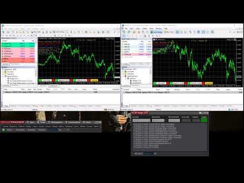 Trade signals ninjatrader 8 to mt4 platform