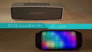 Bose soundlink mini vs JBL Pul…