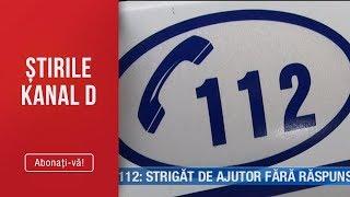 Stirile Kanal D (16.08.2019) - Umilita dupa ce a sunat la 112! Caracal un escroc cere rec ...