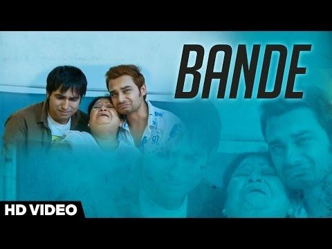 BANDE (Pure Punjabi) - Full Video Song | Karan Kundra, Manjot Singh, Nav Bajwa | Yellow Music