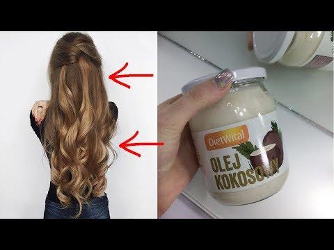 Маска для волос с кокосовым маслом в домашних условиях для роста волос