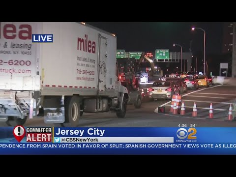 Rush Hour Gridlock Expected Through Holland Tunnel